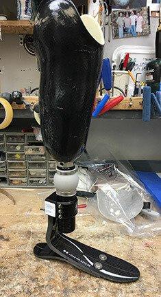 Custom Prosthetic Liners